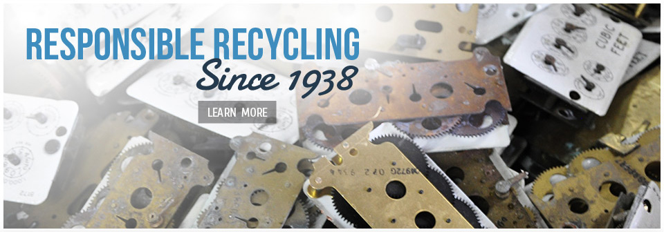 Responsible Recycling Since 1938